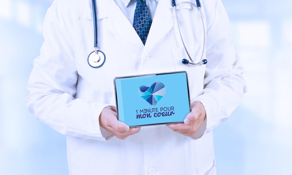 Application sur tablette une solution télésurveillance cardiaque